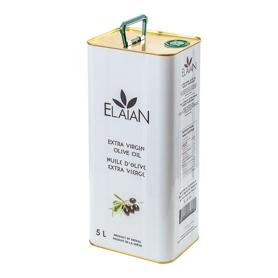 Elaian olive oil 5l
